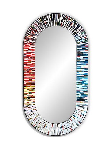 Stadium Multicolour Mirror