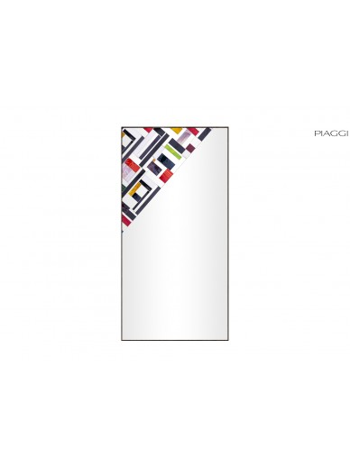 Abstract Rectangle Corner Multicolor
