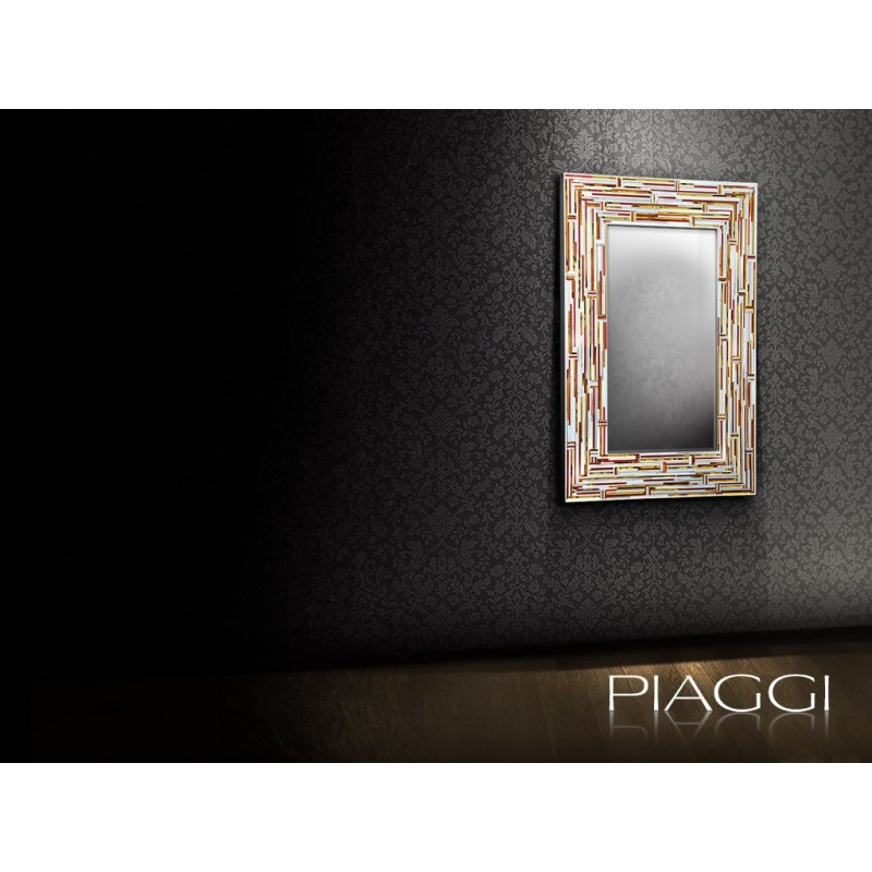 Contemporary mirrors: Barbadella Gold