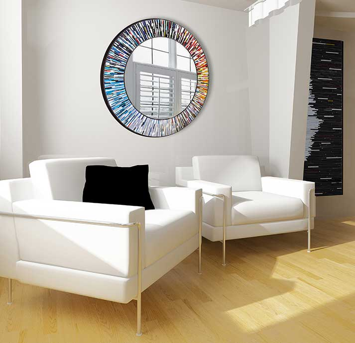 unusual mirrors for living rooms mirrors for interior decorating piaggi 23732