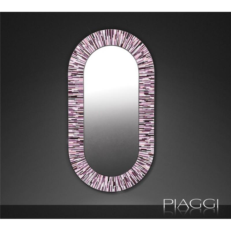 Contemporary mirrors: Stadium Pink